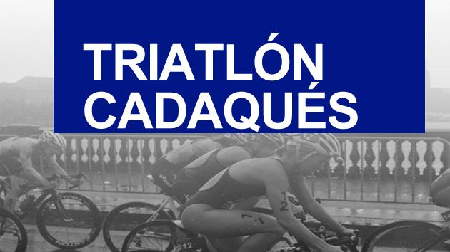 La III edición del Triatlón de Cadaqués aporta su granito de solidaridad