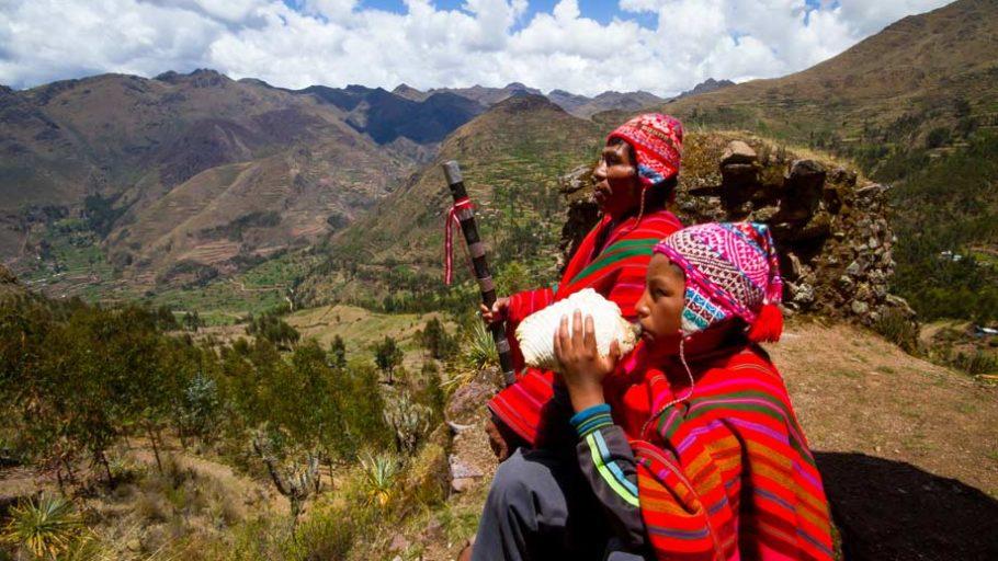 Turismo rural comunitario contra la desnutrición en Perú
