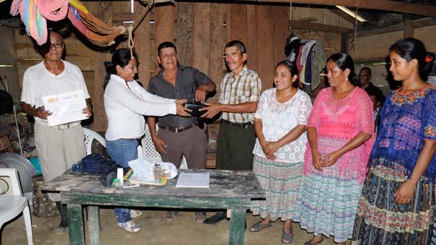 Unidades de Autogestión Financiera para generar desarrollo en las zonas rurales de Centroamérica