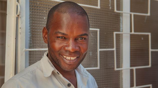 Manuel Ferramenta, un cooperante en Angola