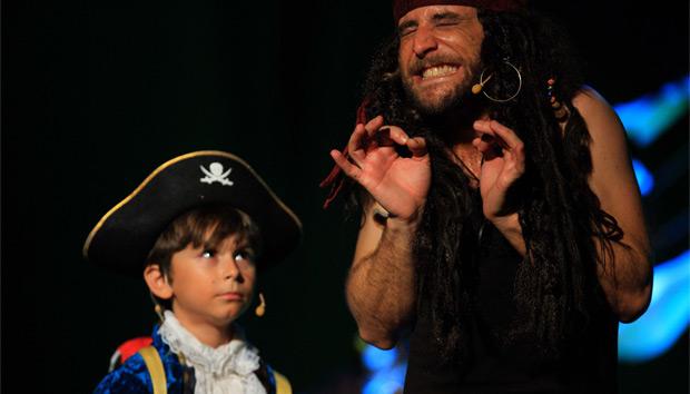 Lleva a los más pequeños al teatro y contribuye a la lucha contra la pobreza