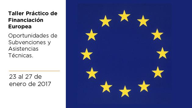 Únete al taller de Financiación Europea del CECOD: oportunidades de subvenciones y asistencias técnicas