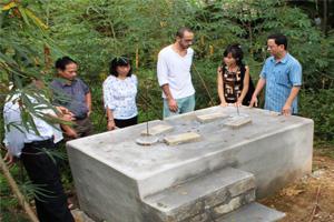 Más de la mitad de los vietnamitas que viven en zonas rurales carecen de letrinas higiénicas