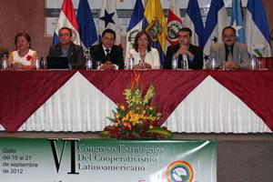 VI Congreso Estratégico de Cooperativismo Latinoamericano