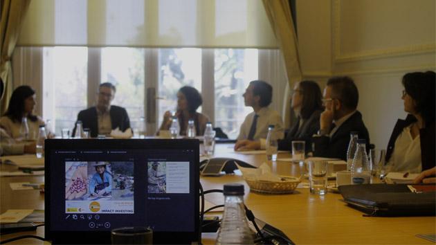 """VIII Ciclo de RSE+D, """"Impact Investing, como una estrategia sostenible de acción social"""""""