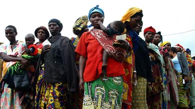 Mujeres en los conflictos armados