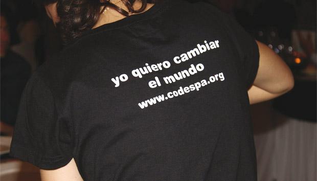 Participamos en un seminario sobre voluntariado corporativo y ayuda humanitaria