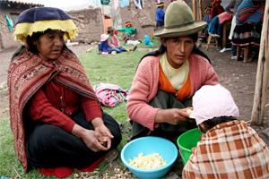 Voluntarios de INECO apoyan a la población indígena de Perú