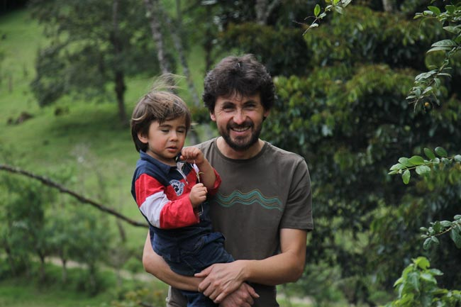 Voluntario Ecuador