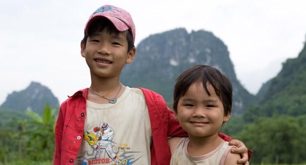 Devolvamos la magia de la infancia a los niños vietnamitas