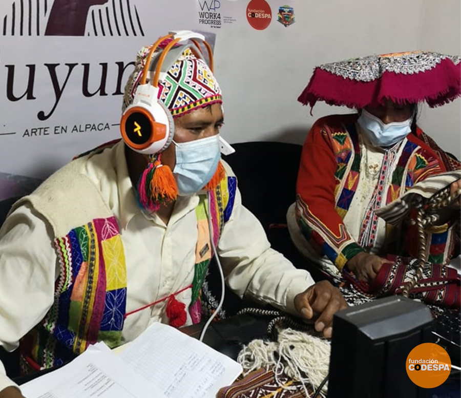 Work for Progress Perú