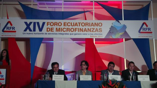 Fomentamos las cadenas de valor en Ecuador